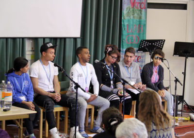 Generation Hope panel